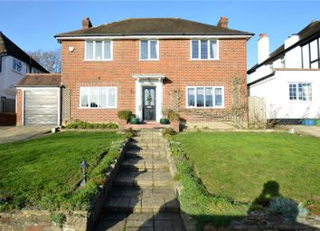 Thumbnail 4 bed detached house for sale in Russell Green Close, Purley
