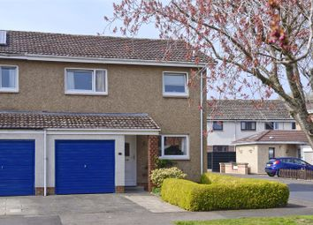 Thumbnail 3 bed semi-detached house for sale in Broomlea, Kelso