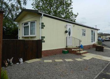Thumbnail Mobile/park home for sale in Greenmead Park, Cheltenham, Glos