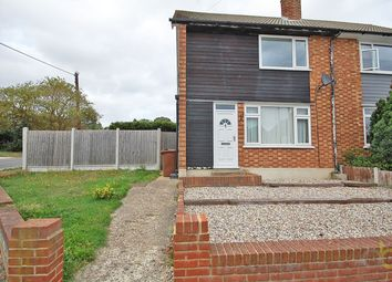 Thumbnail 3 bed semi-detached house to rent in South Hill Crescent, Horndon-On-The-Hill, Stanford-Le-Hope