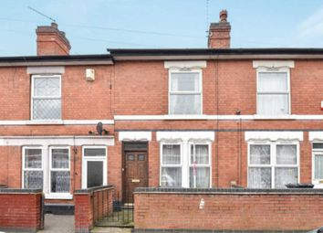 Thumbnail 2 bed terraced house to rent in Netherclose Street, New Normanton, Derby