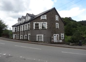 Thumbnail 1 bed flat to rent in The Square, Aberbeeg, Abertillery