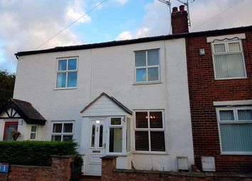 Thumbnail 2 bed terraced house for sale in Brentwood Avenue, Timperley, Altrincham, Greater Manchester