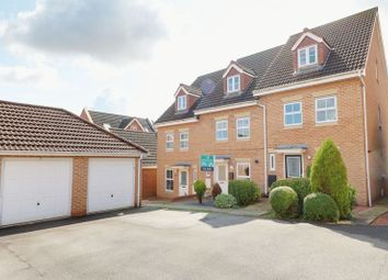 Thumbnail 3 bed terraced house for sale in Watson Drive, Beverley
