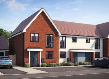 Thumbnail 2 bed terraced house for sale in Johnson Way, Wootton, Bedfordshire