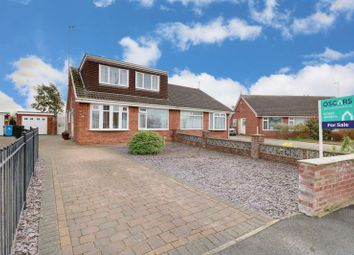 Thumbnail 3 bed semi-detached bungalow for sale in Baysdale, Sutton-On-Hull, Hull
