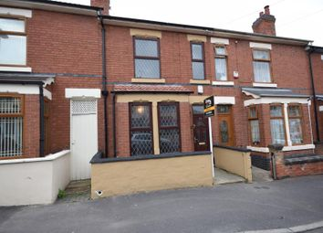 Thumbnail 3 bedroom terraced house for sale in Fairfax Road, New Normanton, Derby