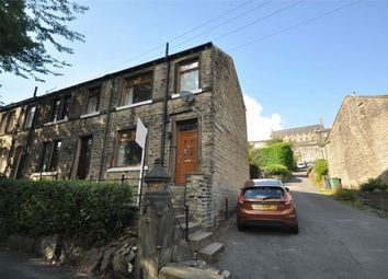 Thumbnail 2 bed end terrace house to rent in James Street, Golcar, Huddersfield, West Yorkshire
