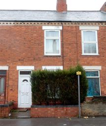 Thumbnail 2 bed terraced house to rent in Netherton Road, Worksop