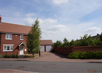 Thumbnail 4 bed detached house for sale in Anstige Avenue, Anstey