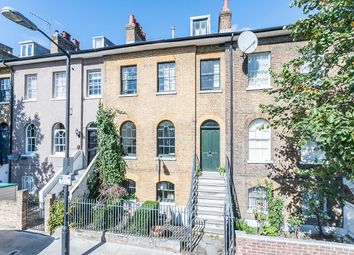 Thumbnail 4 bed terraced house for sale in Brunswick Villas, London
