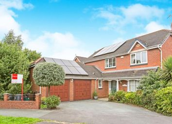 Thumbnail 4 bedroom detached house for sale in Moors Lane, Darnhall, England