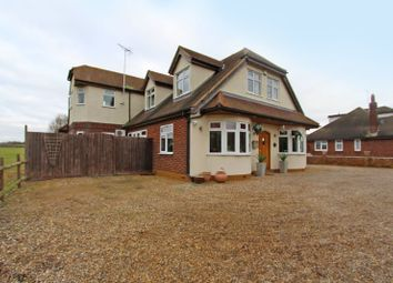 Thumbnail 5 bed detached house for sale in Lower Road, Hullbridge, Hockley