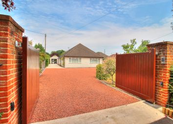 Thumbnail 4 bed bungalow for sale in Sherfield Road, Bramley, Tadley