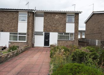 Thumbnail 3 bed terraced house for sale in Hillside Way, Halesworth