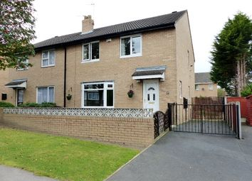 Thumbnail 4 bed semi-detached house for sale in Waterloo Lane, Bramley, Leeds