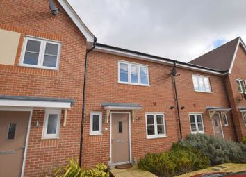 Thumbnail 2 bed terraced house for sale in Pershore Way, Aylesbury