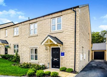 Thumbnail 4 bedroom detached house for sale in Black Rock Court, Linthwaite, Huddersfield, West Yorkshire