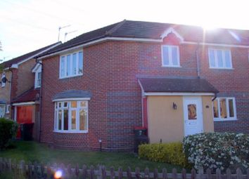 Thumbnail 2 bed maisonette to rent in Wheeler Road, Maidenbower, Crawley