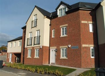Thumbnail 2 bed flat to rent in Croft House Way, Bolsover, Chesterfield