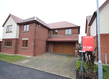 Thumbnail 5 bed detached house for sale in Springfield Gardens, Euxton, Chorley