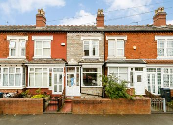 Thumbnail 3 bedroom terraced house for sale in Shenstone Road, Birmingham, West Midlands