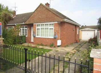 Thumbnail 2 bedroom bungalow for sale in Elm Avenue, Bradwell, Great Yarmouth