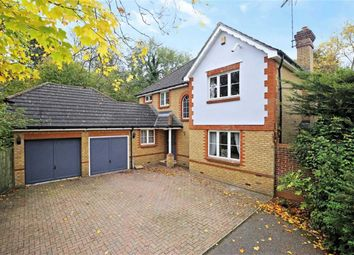 Thumbnail 4 bed detached house for sale in Little Brook Road, Roydon, Harlow