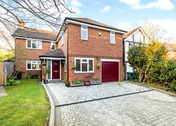 Thumbnail 5 bed detached house for sale in Hazel Road, Park Street, St. Albans, Hertfordshire