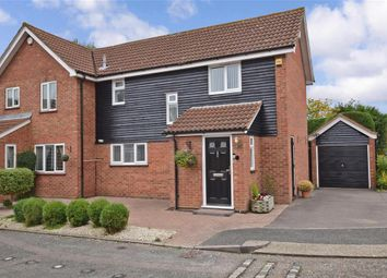 Thumbnail 3 bed semi-detached house for sale in Menzies Avenue, Basildon, Essex