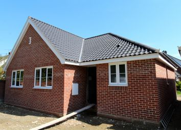 Thumbnail 3 bed detached bungalow for sale in The Street, Alburgh, Harleston