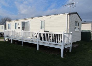 Thumbnail 3 bed mobile/park home for sale in Poplars, Highfield Grange Holiday Park, Clacton On Sea, Essex