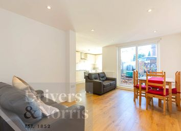 4 bed maisonette to rent in Campdale Road, Tufnell Park, London N7
