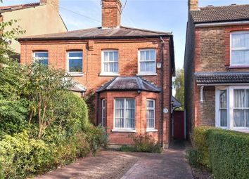 Thumbnail 2 bedroom semi-detached house for sale in Hallowell Road, Northwood, Middlesex