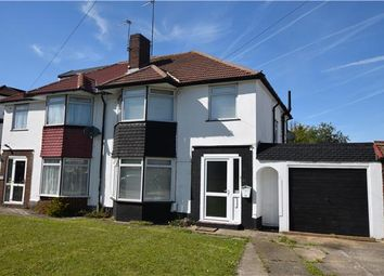 Thumbnail 3 bedroom semi-detached house for sale in Eldred Drive, Orpington, Kent