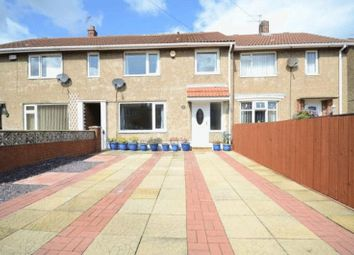 Thumbnail 3 bed property for sale in Derwent Close, Seaham