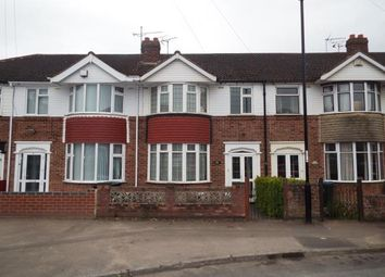 Thumbnail 3 bed terraced house for sale in Foxford Crescent, Coventry, West Midlands