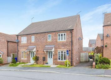 Thumbnail 3 bed semi-detached house for sale in Burtree Drive, Stoke-On-Trent