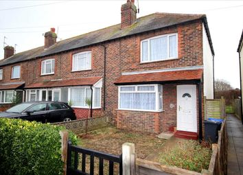 Thumbnail 3 bed end terrace house to rent in Dominion Close, Broadwater, Worthing