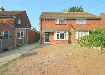 Thumbnail 3 bed semi-detached house to rent in Greenway, Hayes, Middlesex