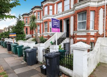 Thumbnail 1 bed flat for sale in New Church Road, Hove