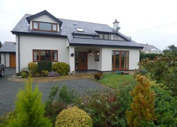 Thumbnail 5 bed detached house for sale in Llanddona, Beaumaris, Sir Ynys Mon, Anglesey