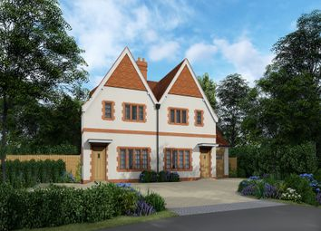 Thumbnail 2 bed semi-detached house for sale in Tilford Road, Churt