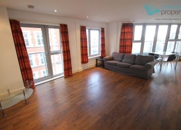 Thumbnail 3 bed flat to rent in Hanley Street, Nottingham