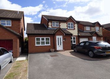 Thumbnail 3 bedroom link-detached house for sale in The Cornfields, Weston-Super-Mare