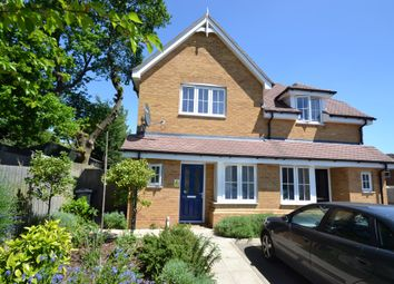 Thumbnail 2 bedroom semi-detached house for sale in Drakes Road, Amersham