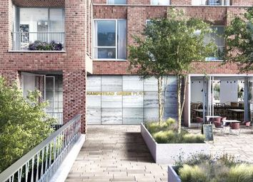 Thumbnail 1 bedroom flat for sale in Hampstead Green Place, Rowland Hill Street, Hampstead, London