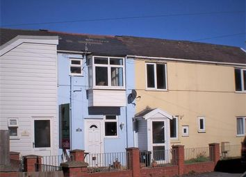 Thumbnail 1 bed terraced house for sale in Langland Road, Mumbles, Swansea