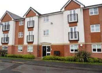 Thumbnail 2 bed flat for sale in Clearwater Quays, Latchford, Warrington