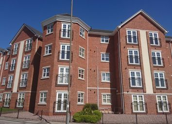 Thumbnail 1 bed flat to rent in Partridge Close, Crewe
